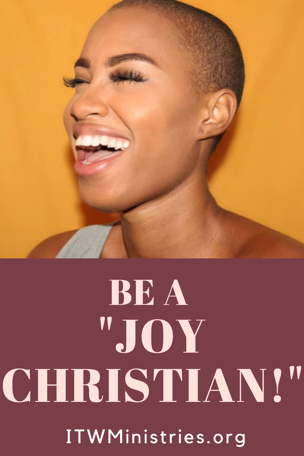 "How to be a ""Joy Christian"""