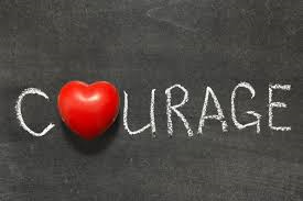Courage under COVID-19