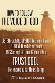 What Keeps me from hearing God?